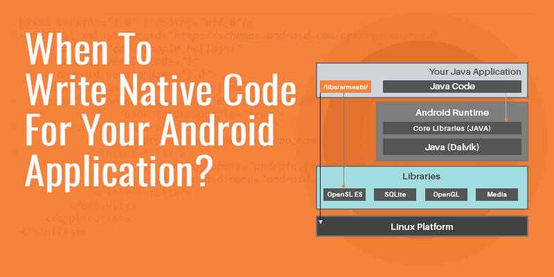 Native Code For Android Native Application