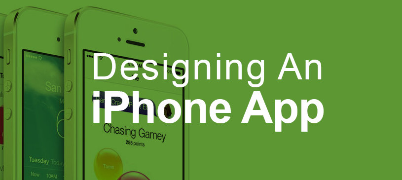 Designing An iPhone App
