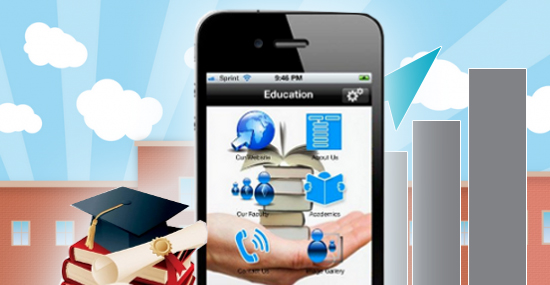 Android and iOS mobile app development strategies for universities