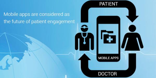 Mobile app - a future of patient engagements