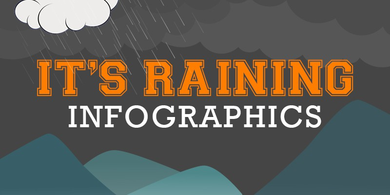 It's Raining Infographics!