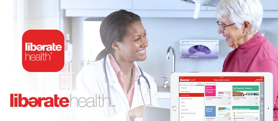 Liberate Health App Innoppl