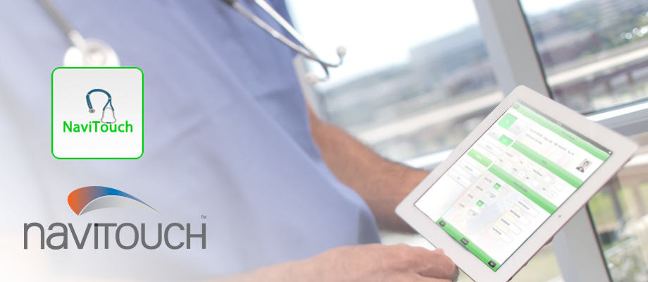 Navitouch Healthcare Innovative App